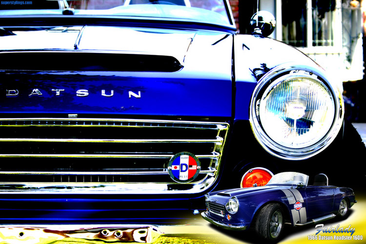 1966 Datsun Roadster 1600 Fairlady